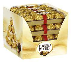 Ferrero Rocher, 16er Pack (16 x 4 Stück): Amazon.de: Lebensmittel & Getränke