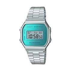 55627d09f9b0 Casio Retro Mirror Face horloge A168WEM-2EF