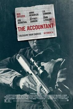 The Accountant (2016) by Gavin O'Connor