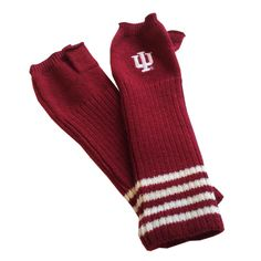 Arm Warmers - Indiana University