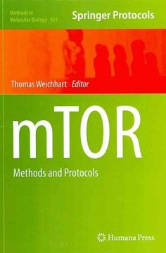 mTOR: Methods and Protocols