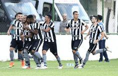 BotafogoDePrimeira: Com gol no fim e polêmica, Botafogo bate o Galo e ...
