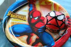 Learn how to make Spider-Man cupcakes for the super hero in your life. Kids love them for birthday parties or just because.