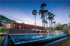 ★★★★★ The Naka Phuket, Kamala Beach, Thailand Western Coast, Private Pool, Phuket, Resort Spa, Acre, Serenity, Swimming Pools, Ocean, Exterior