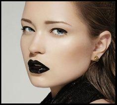 Labios negros #labialnegro #labiosnegros #AtalantaMx #BellamenteMexicana
