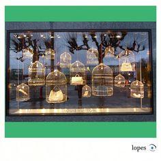 Vitrine moda Louis Vuitton