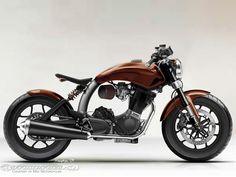 Mac Motorcycles Spud