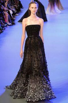 2014 HAUTE COUTURE GOWNS | Evening Dresses | Elie Saab Haute Couture 2014