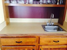 Before Kitchen Remodel, Sink, Home Decor, Sink Tops, Vessel Sink, Decoration Home, Room Decor, Vanity Basin, Sinks