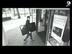 Cannes lion 12 Gold Promo & Activation LG Thief - YouTube