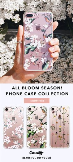"""Flowers are happy thing."" 