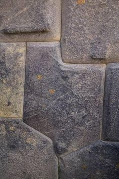Photographic Print: Inca Stone Wall Detail, Sacred Valley, Ollantaytambo, Cuzco, Peru by John & Lisa Merrill : Ancient Ruins, Ancient Artifacts, Ancient History, Ancient Buildings, Ancient Architecture, Mystery Of History, Inca, Stone Work, Ancient Civilizations