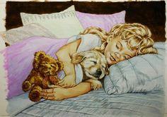 Puppy Love ~ Richard De Wolfe