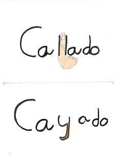 CALLADO CAYADO