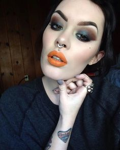 Kyrsten @makeupby_kyrstenkc Today's look feat...Instagram photo   Websta (Webstagram)