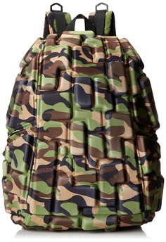 Madpax Blok Camo Full Pack => If you love this, read review now : Backpacking backpack