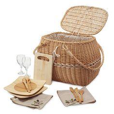 Eco Picnic Basket