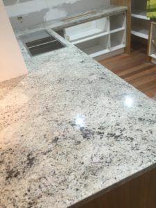 Bianco Romano Granite Benchtop