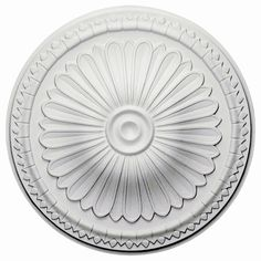 For the dining room - foam ceiling medallions by Architectural Depot