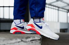 An On-Feet Look at the Nike Air Max 180