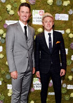 Niall at the 'Rose & Horan' charity event 05/29/16