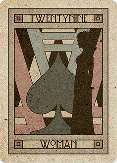 29b/39. Woman - Chelsea-Lenormand by Neil Lovell