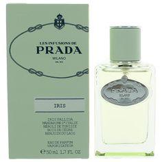 2c237e04a67b2 Prada Infusion D iris by Prada 1.7 oz EDP Spray Perfume for Women New in