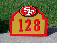 San Francisco 49ers NFL We're Number One Huge by duranduran2946 ...