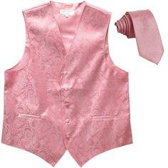 24.95$  Buy now - http://vikpd.justgood.pw/vig/item.php?t=0f0hxr846812 - Men's Tuxedo Vest with self tie necktie