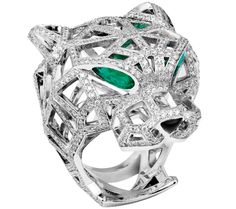 Cartier celebrates the 100th anniversary of the Panther with new collection.