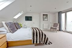 Do you want to extend the living capacity of your home, then why not convert your loft space into a … Loft Conversion Plans, Loft Conversion Bedroom, Loft Conversions, Attic Conversion With Dormer, Loft Conversion Hip To Gable, Loft Conversion Balcony, Bungalow Loft Conversion, Loft Room, Bedroom Loft