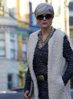 sweater dressing | style at a certain age #overfiftyblogger