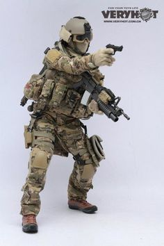 onesixthscalepictures: Very Hot US Army Afghanistan : Latest product news for 1/6 scale figures (12 inch collectibles).