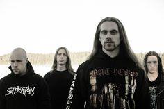 """Katharos - Firmano per Sliptrick Records!  Katharos, symphonic black / death metal dalla Svezia sulla scia di Emperor,  Dimmu Borgir e Death., debuttanocon il loro album dal titolo """"Exuvian Araldica""""."""