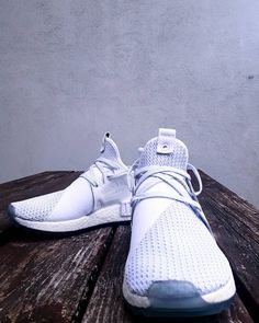Adidas x United Arrows And Sons Men NMD CS2 Primeknit (black core black footwear white)