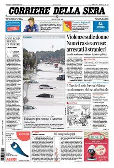 Corriere della Sera // 01/09/2017 //
