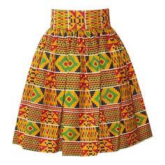 Osikapa High Waist African midi Skirt- Kente Cloth Collection - KIZONGA    #African  #africaninspired #necklaces #womenstyle #africannecklace #africanjewelry #africanbead #kizonga #mnldesign #africanfashion #africanstyle #africandress #africanprint #africanwax #dashiki #africandresses #africanskirt #africanfashionstyles #africanskirt #africanskirts #highwaistskirt #maxiskirt #africanmaxiskirt #africanmidiskirt #midiskirt #africanprintskirt