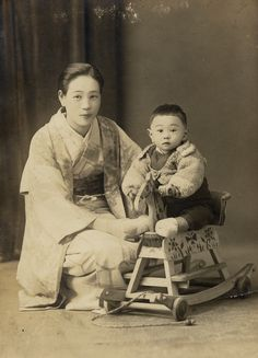 warasa:  My grandmother  1938(昭和13年)