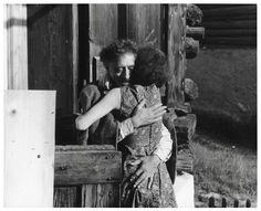 Annette & Alberto Giacometti (1963)