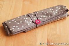 4 EN LA CARRETERA. Handmade. Mantelito de tela impermeable para que los chicos pinten con acuarelas o témperas sin manchar la mesa