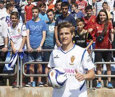 Real Zaragoza 2015/16 6ª incorporación (jugador nº 695). Cezary Stefan Wilk