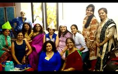 "Celebrating Women's Day with the ""Women Who Win"" team! #HappyWomensDay #GirlPower #WomenWhoWin Sri Padmavathi Silks, Dombivli, India Ph: +91 9821054556"