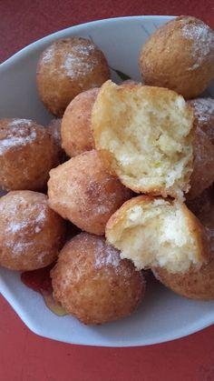 This no all / Disznóól - KonyhaMalacka disznóságai: Svéd túrófánk Pretzel Bites, Food To Make, Muffin, Food And Drink, Sweets, Bread, Homemade, Vegetables, Breakfast