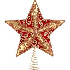 Hanging Ornament Velour and lamé star tree topper (€53) ❤ liked on Polyvore featuring home, home decor, holiday decorations, star home decor, bear ornaments, star ornaments, star tree topper and christmas tree star topper