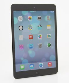 Take a look at this Apple® Black 64GB iPad® mini Wi-Fi Tablet on zulily today!