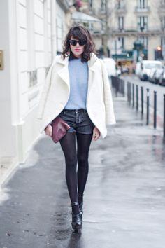 Fashion is a Playground - parfait ce short !