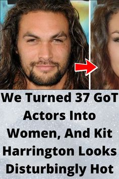 We Turned 37 GoT Actors Into Women, And Kit Harrington Looks Disturbingly Hot Wtf Funny, Funny Jokes, Hilarious, Crazy Funny, Funny Shit, Best Joker Quotes, Kit Harrington, Bridal Makeup Looks, Perfect Relationship