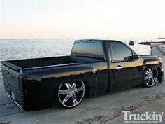 2008 Chevy Silverado - Blackout