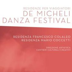 Teatro Comunale De Micheli | Danza festival