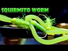 Tying a Squirmy Wormy by AndyPandy - YouTube